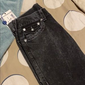 True Religion Jeans - True religion basic straight WFLPS natural size 31